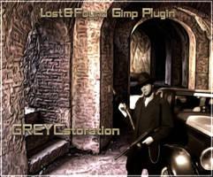 Greycstoration Gimp plugin by photocomix-resources