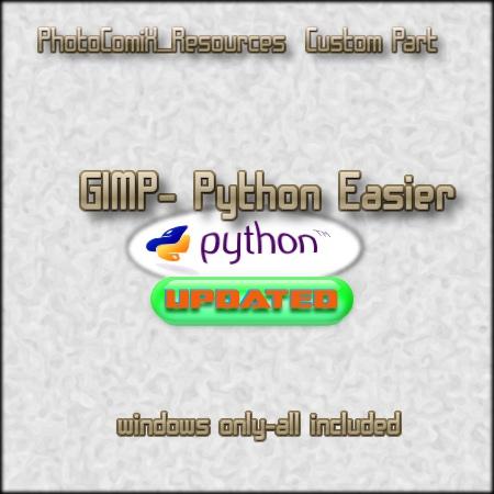 Gimp-Python support easier