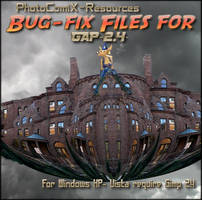 Gap2.4 BugFix Files by photocomix-resources