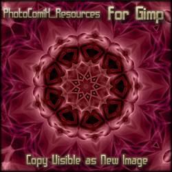 gimp-Copy Visible as new image