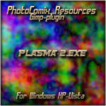 Plasma2 for Gimp -windows