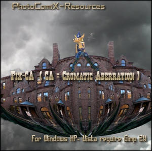 Fix Cromatic Aberration-