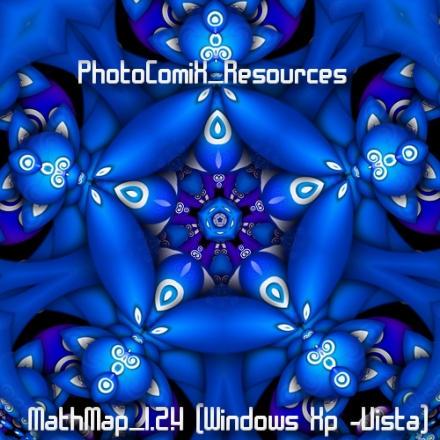 Gimp - MathMap-1.2.4 Windows by photocomix-resources