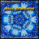 Gimp-Noise generator plugin