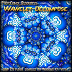 GIMP Wavelet- Decompose Win