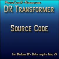 DR_transformer Source Code