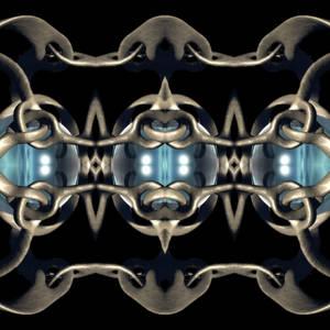 Dreams of a Blue Sphere-Render