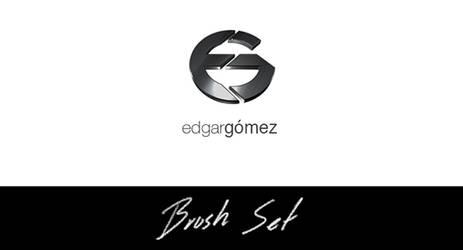 Edgar Gomez / Brush Set by EdgarGomezArt