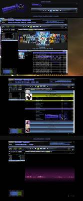 bHitman2 PanelsUI Theme update