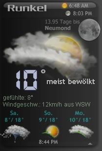 bHitman Weather 2.01 Glas