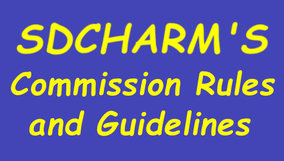 SDCHARM's Commission Rules and Guidelines