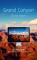 Grand Canyon by skyofca
