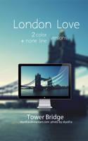 London Love by skyofca