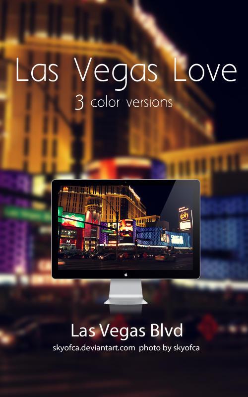 Las Vegas Love by skyofca