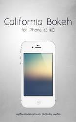 California Bokeh for iPhone 4S