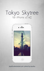 Tokyo Skytree for iPhone 4S