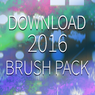 2016 Brush Set by KalaSketch
