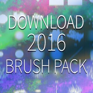 2016 Brush Set by KalaSketch