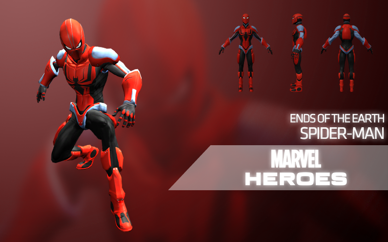 Ends of the earth spider man download