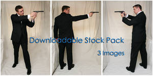 Bond: Pointing Gun DL Pack