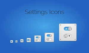 Settings Icons