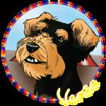 Verse's Badge  DoC  by TechnoSchnauzer