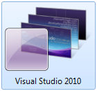 Visual Studio 2010-Win7 Theme by hanaheeno