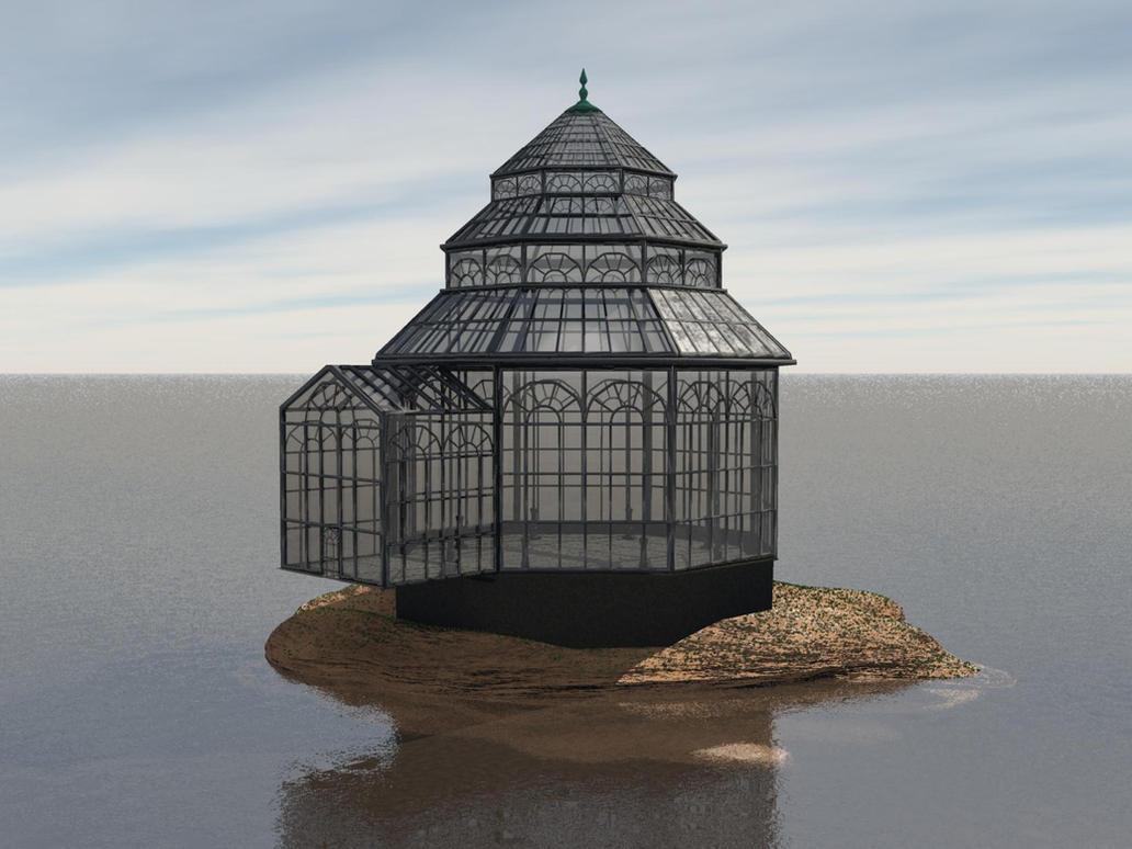 Greenhouse by Oskar-A