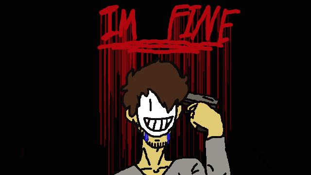 I'M FINE(Final version) by JadeclawDehUmbreon