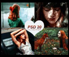 PSD #20 by cirlyisnotmyname