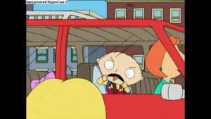 Stewie's goodbye