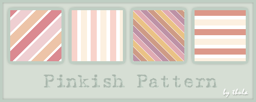 Pinkish Pattern by ThulaMarquise