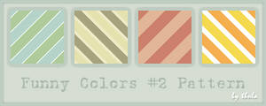 Funny Colors vol.2 Pattern