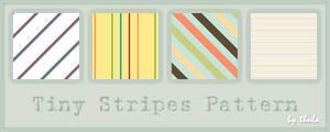 Tiny Stripes Pattern
