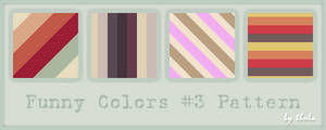 Funny Colors vol.3 Pattern