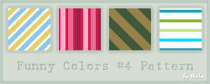 Funny Colors vol.4 Pattern