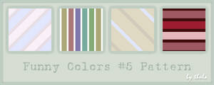 Funny Colors vol.5 Pattern