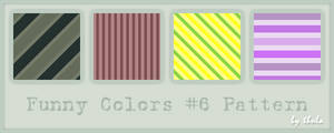 Funny Colors vol.6 Pattern