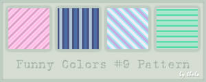 Funny Colors vol.9 Pattern