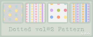Dotted vol.2 Pattern