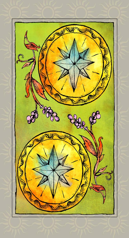 Tarot - Two of Pentacles