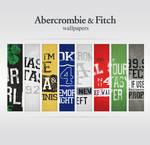 Abercrombie and Fitch Walls