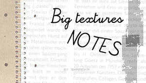 Notes textures