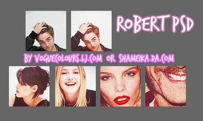 Robert PSD by Shameika