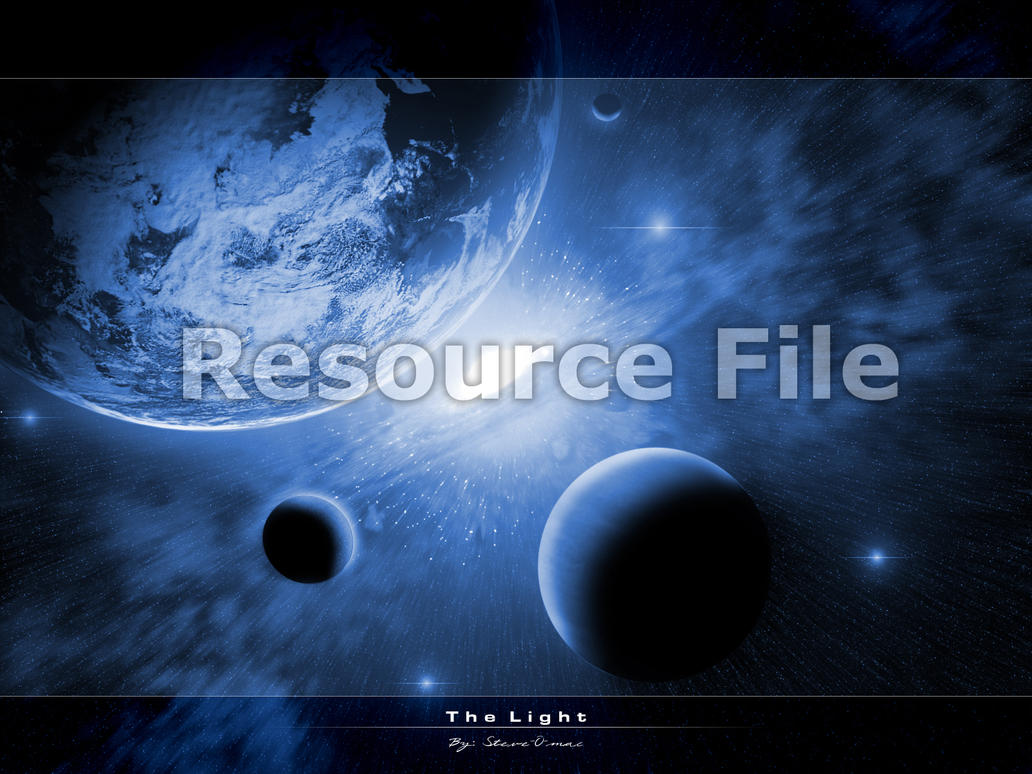 The Light Resource File by steve-o-mac
