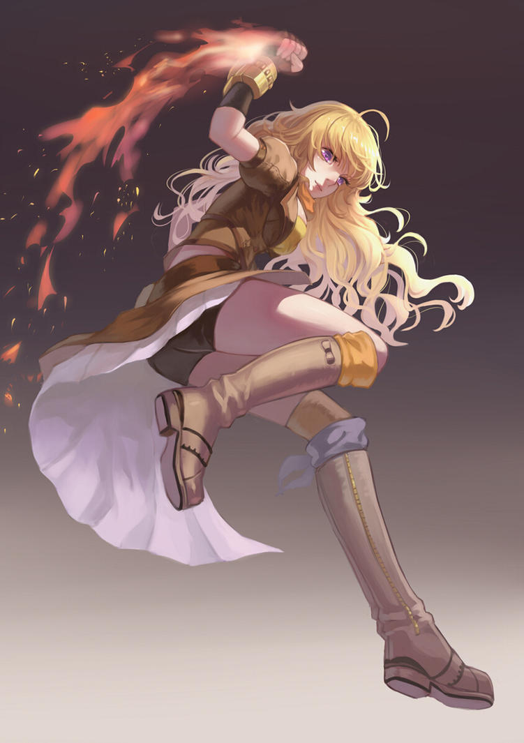 Goldilocks and the Wolf by neo-chan7 on DeviantArt