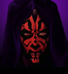 Star Wars - Darth Maul - The Dark Side