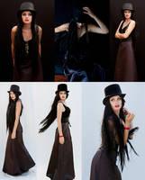 Top hat set by CathleenTarawhiti