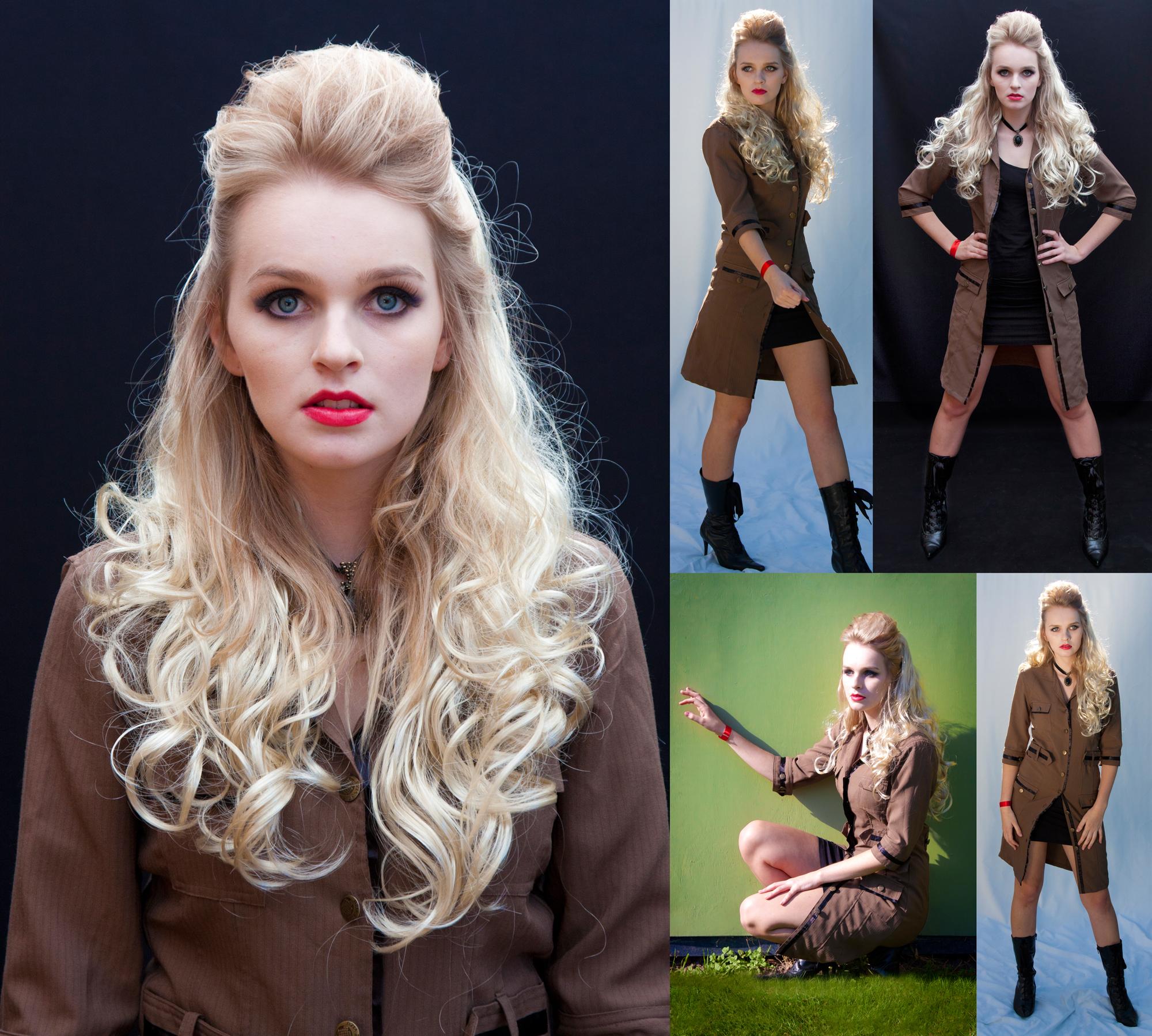 Blondie set by CathleenTarawhiti