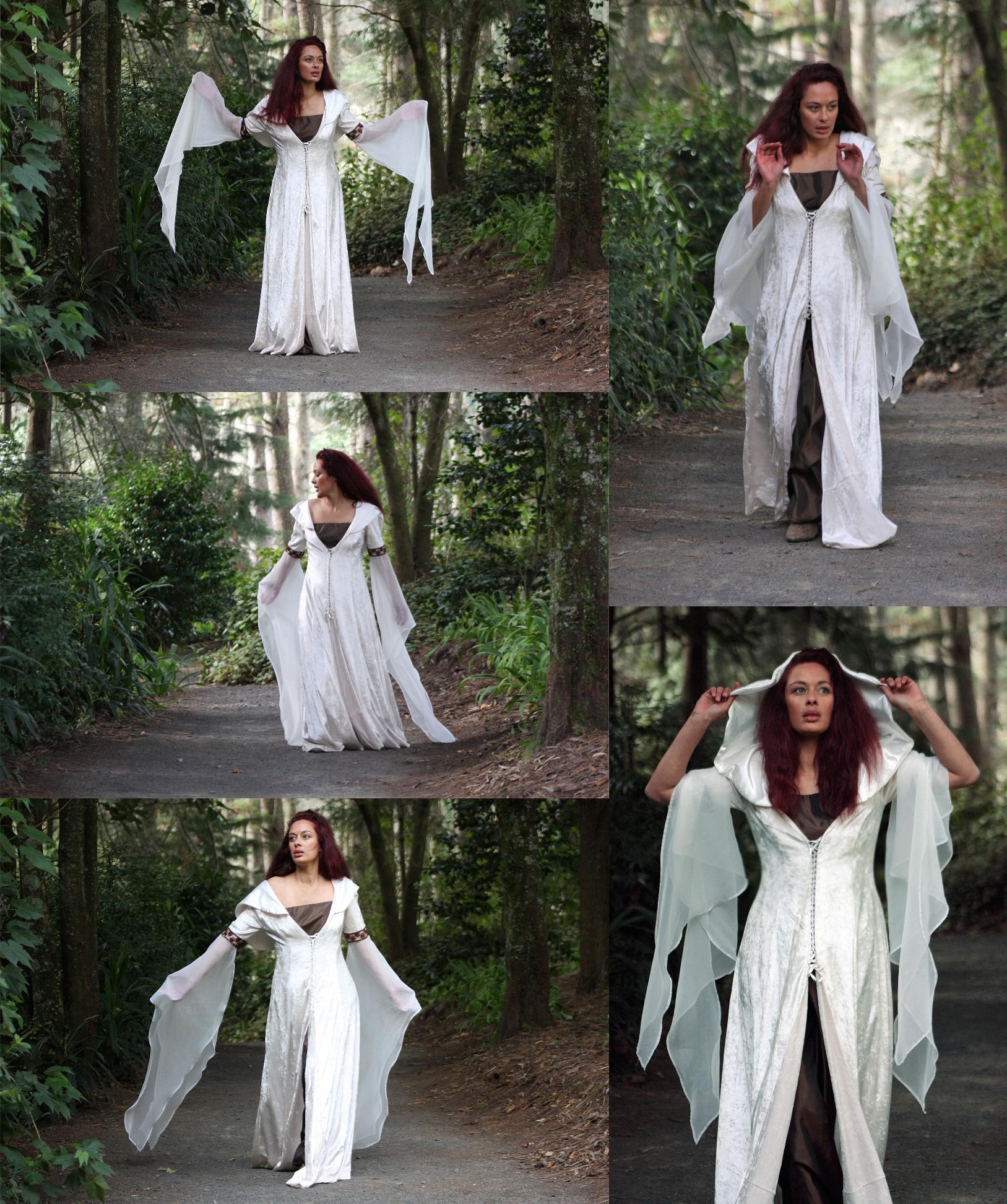 White Witch set by CathleenTarawhiti